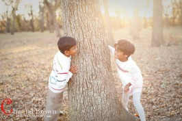 children Breckinridge park Richardson Texas Chantal Brown Photography