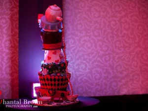 Alice In Wonderland wedding photography in Richardson Texas