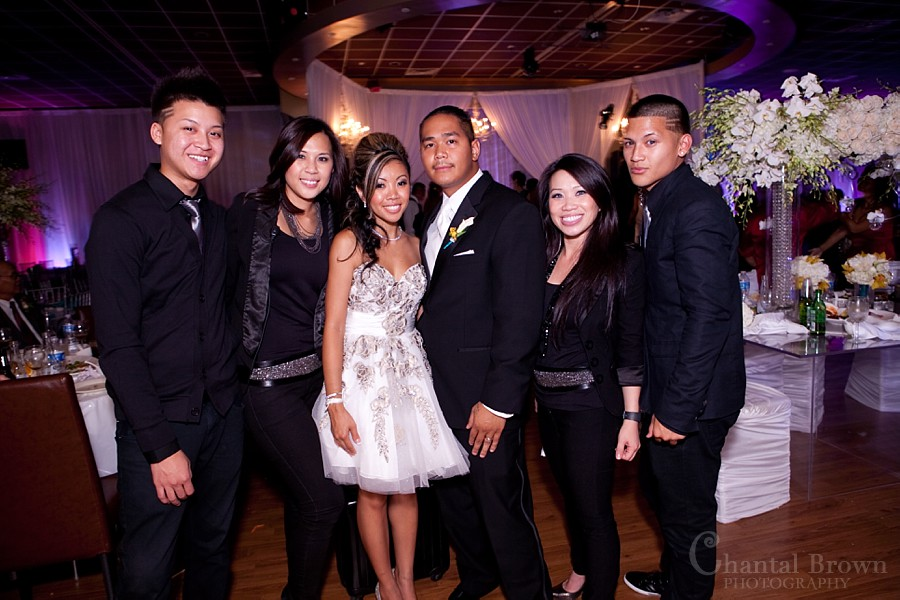 Cambodian wedding reception in Arlington at A1 Super Buffet Wink Event Wedding Planner and Chantal Brown