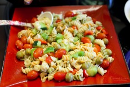 Best thanksgiving pasta salad Murphy Texas Portrait Photographer