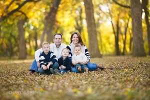 The best fall family session in Dallas by Chantal Brown Photography