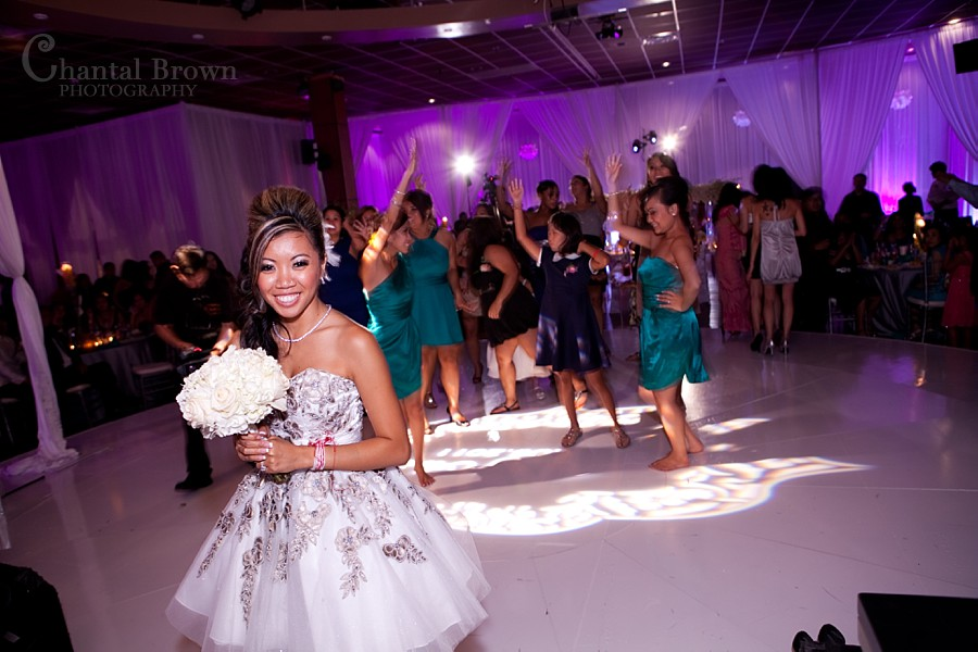 Cambodian Wedding Reception In Arlington At A1 Super Buffet Venue